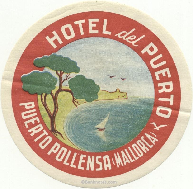 Hotel del Puerto, Puerto Pollensa (Mallorca)