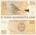Netherlands Antilles 50 Gulden 1.8.2016 (6157744461) UNC