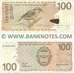 Netherlands Antilles 100 Gulden 1.8.2016 (8269209900) UNC