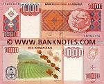 Angola 1000 Kwanzas Oct. 2003 (FK694455x) UNC