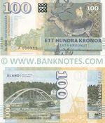 Åland 100 Kronor 2018 (A 0003xx) UNC