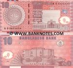Bangladesh 10 Taka 2002 (na-dha-39019xx) UNC