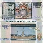 Burundi 1000 Francs 2009 (BZ4450xx) UNC