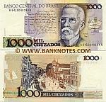 Brazil 1000 Cruzados (1988) (A96670734xxA) UNC