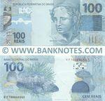 Brazil 100 Reais 2010(2019) (KF108846564) UNC