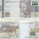 Brazil 200 Reais 2020 (A1035264856) UNC (CLON)
