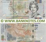 Bahamas 1/2 Dollar 2019 (A0881xx) UNC