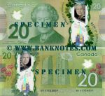 Canada 20 Dollars 2012 (BIF0890562) UNC