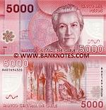 Chile 5000 Pesos 2009 (BA01694312) UNC