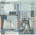 Cape Verde 200 Escudos 2005 (LP5404xx) UNC
