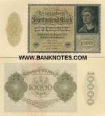 Germany 10000 Mark 1922 (11P.267887) UNC-
