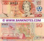 Fiji 50 Dollars (2002) (M431596) UNC