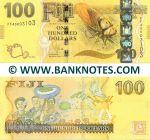 Fiji 100 Dollars (2012) (FFA0003103) UNC