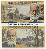 France 5 Nouveaux Francs 1.7.1965 (J.149/0370809207) AU-UNC