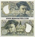 France 50 Francs 1987 (R.49/1216373704) AU