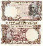 Equatorial Guinea 1000 Bipkwele 3.8.1979 (3843589) UNC