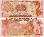 Honduras 1 Lempira 26.8.2004 (DJ97271xx) UNC