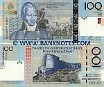 Haiti 100 Gourdes 2004 (A89169xx) UNC