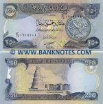 Iraq 250 Dinars 2003 (J/17 16191xx) UNC