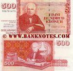 Iceland 500 Kronur 22.5.2001 (D2679148x) UNC