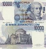 Italy 10000 Lire 3.9.1984 (PD 361091 M) UNC