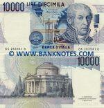 Italy 10000 Lire 3.9.1984 (GK 263948 G) UNC