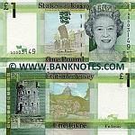 Jersey 1 Pound (2010) (AD0031xx) UNC
