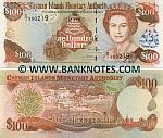 Cayman Islands 100 Dollars 2006 (C/I 500219) UNC