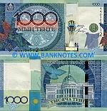Kazakhstan 1000 Tenge 2010 (AA0304521) UNC