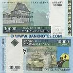 Madagascar 10000 Ariary (2008) (A540197xV) UNC