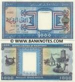 Mauritania 1000 Ouguiya 2002 (F048/18042028) UNC