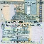 Malawi 50 Kwacha 6.7.2004 (AE03556xx) UNC
