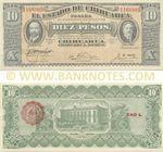 Mexico 10 Pesos 10.2.1914 Estado Chihuahua (#N-1610920) AU