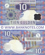 Netherlands 10 Gulden 1.7.1997 (1084773108) UNC