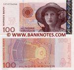 Norway 100 Kroner 2006 (07002006/5312736267) UNC