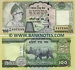 Nepal 100 Rupees (2006) (I/77 2086xx) UNC
