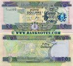 Solomon Islands 50 Dollars (2005) (A/1 946400) UNC