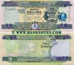 Solomon Islands 50 Dollars (2009) UNC