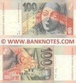 Slovakia 100 Korun 2004 (U74718803) UNC