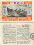 Belgian Congo 11 Francs 1958 (P402906) aXF