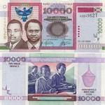 Burundi 10000 Francs 2004 (A384962T) UNC