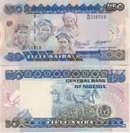 Nigeria 50 Naira 2001 (DG/89 8674xx) UNC