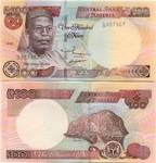 Nigeria 100 Naira 2001 (C/84 857303) UNC