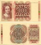 Norway 100 Kroner 1977 (AL0386433) UNC