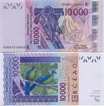 Senegal 10000 Francs 2003 (03683516828) UNC