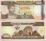 Swaziland 100 Emalangeni 1996 (AA1974105) UNC