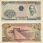 Viet-Nam 50 Dong 1985 UNC