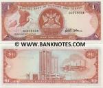 Trinidad & Tobago 1 Dollar (1985) UNC
