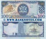 Trinidad & Tobago 100 Dollars 2006 (FA675566) UNC