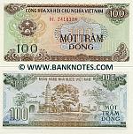 Viet-Nam 100 Dong 1991 UNC